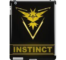 Pokemon Team Instinct iPad Case/Skin