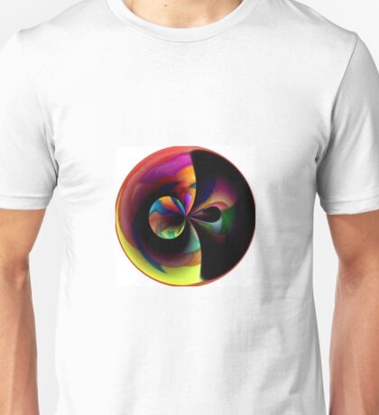 Physcedelic Circle Unisex T-Shirt