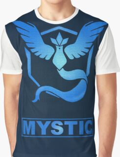 Pokemon Team Mystic Graphic T-Shirt
