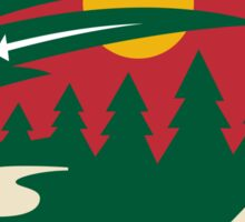 Minnesota Wild  Sticker