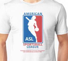 American Sportsball League Unisex T-Shirt