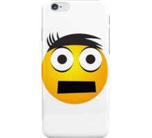Emoji Tape Face iPhone Case/Skin