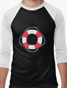 Summer Sea Men's Baseball ¾ T-Shirt