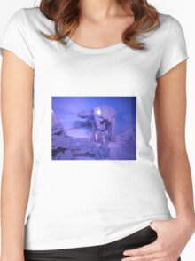 Lego - Hoth 2 Women's Fitted Scoop T-Shirt