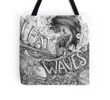 Eat Waves Tote Bag