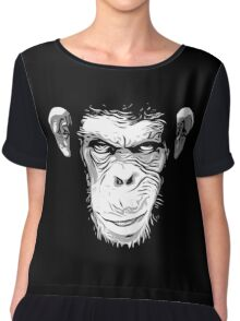 Cool Ape Chiffon Top