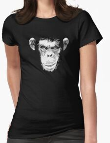 Cool Ape Womens Fitted T-Shirt