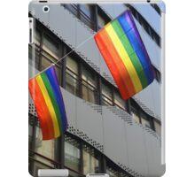 Gay flags  iPad Case/Skin