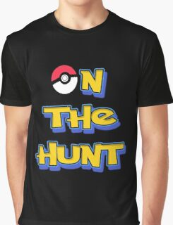 Pokemon Go! Graphic T-Shirt