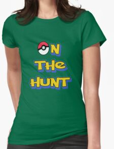 Pokemon Go! Womens Fitted T-Shirt