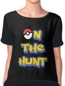 Pokemon Go! Chiffon Top