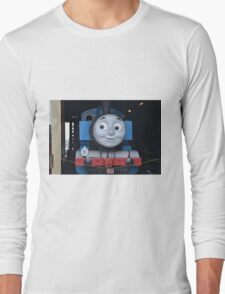 Thomas the Kids Train Long Sleeve T-Shirt
