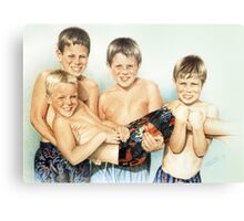 Beach Boys   3657 Canvas Print