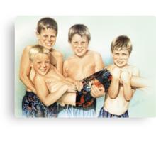 Beach Boys   3657 Canvas Print