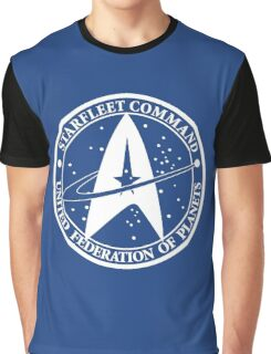 Star Trek - United Federation of Planets - logo Graphic T-Shirt