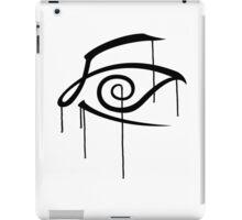 Crimson Eye iPad Case/Skin