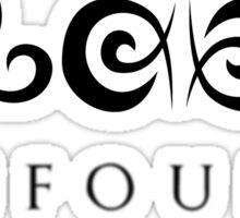 Unfound Sticker