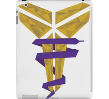 Kobe Polygon Art iPad Case/Skin