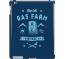 Big Ed's Gas Farm iPad Case/Skin