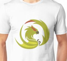 Lurking Predator - Green Nargacuga Unisex T-Shirt
