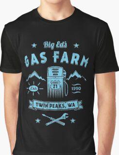 Big Ed's Gas Farm Graphic T-Shirt