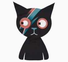 Flash Cat Kids Tee