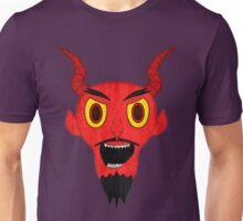Devil Face Unisex T-Shirt