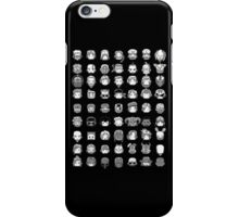 All My Heroes! iPhone Case/Skin