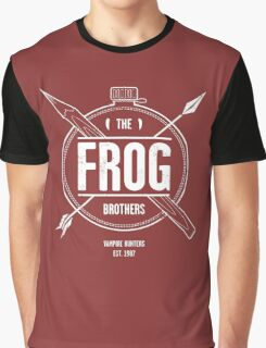 The Frog Brothers Graphic T-Shirt