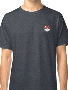 pokeball badge Classic T-Shirt