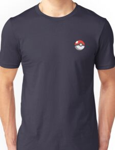 pokeball badge Unisex T-Shirt