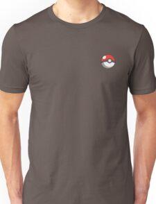 pokeball badge Unisex T-Shirt