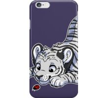 Little White Tiger iPhone Case/Skin