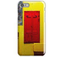 Red Door, 2015 iPhone Case/Skin