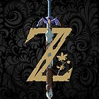 "The Legend of Zelda: Breath of the Wild - ""Z"" Logo by superemblem"
