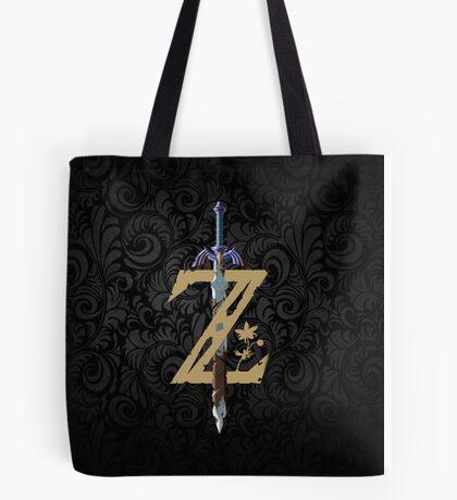 "The Legend of Zelda: Breath of the Wild - ""Z"" Logo Tote Bag"