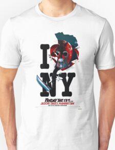 Jason Takes Manhattan T-Shirt