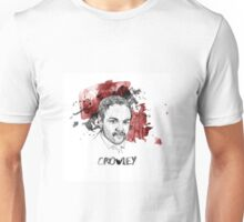 Crowley Supernatural Unisex T-Shirt