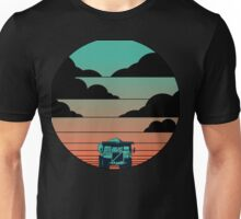 Over High Truck Sunrise Unisex T-Shirt