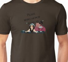 Zuko brings honor! Unisex T-Shirt