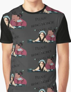 Zuko brings honor! Graphic T-Shirt