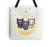 Sailor Cats - Blue Tote Bag