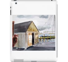 Harbor Loop, Gloucester, MA iPad Case/Skin