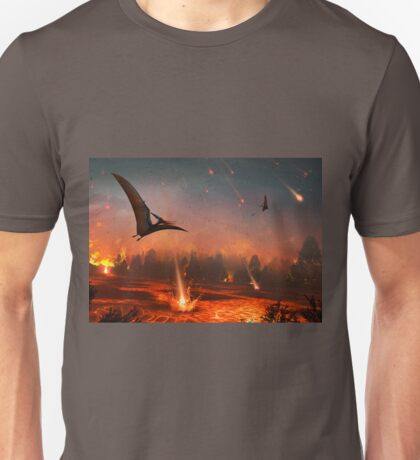 Fire From the Heavens Unisex T-Shirt