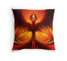 RC9GN - Fire Ninja Tengu Throw Pillow