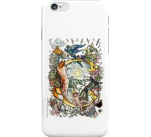 "The Illustrated Alphabet Capital  C  ""Getting personal"" iPhone Case/Skin"