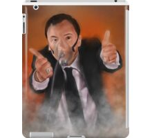 The Master (Doctor Who) iPad Case/Skin