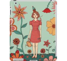 Welcome to my garden iPad Case/Skin