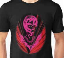 Sanity in Disguise (pink) Unisex T-Shirt