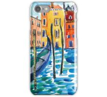 Venice - Watercolour iPhone Case/Skin